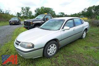 2001 Chevy Impala Sedan/CM1