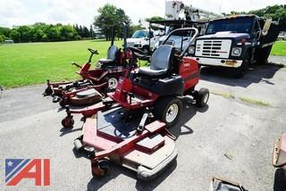 2011 Toro Groundsmaster 3280-D 6' Ride On Mower