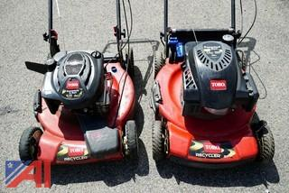 "Toro Recycler 22""Walk-Behind Mowers"