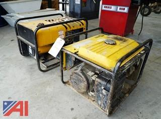MMD & Winco Portable Generators