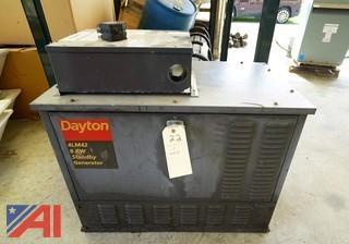 Dayton 8000 Watt Standby Generator