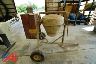 Essick Portable Cement Mixer