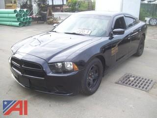 2012 Dodge Charger Sedan/Police Vehicle