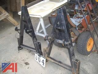 Fisher Plow A Frames