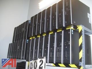 HP Compaq Desk Tops