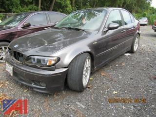 2000 BMW 328 4 Door