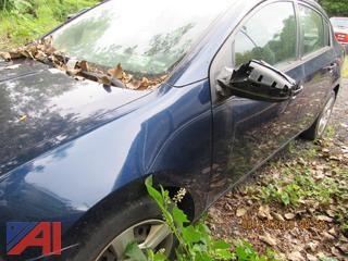 2008 Nissan Sentra 4 Door