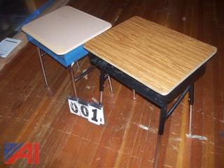 Elementary School Desks