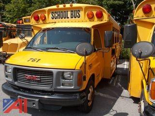 2002 GMC Savana 3500 Mini School Bus