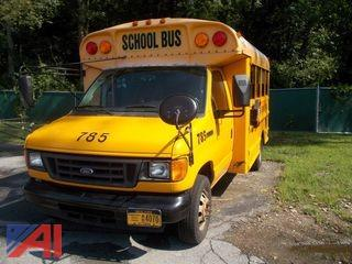 2006 Ford E350 Mini School Bus