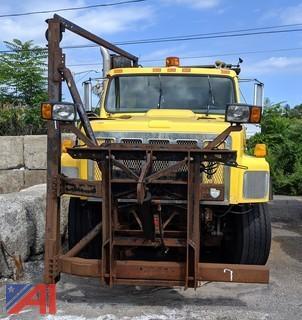 1997 International 2674 Dump Truck (Parts Only)