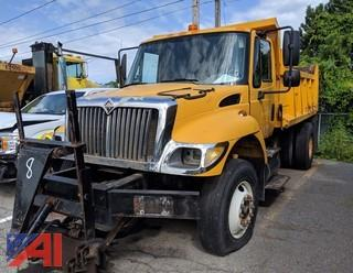 2003 International 7300 Dump Truck