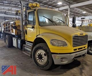 2008 Freightliner Business Class M2-106 Sewer/Catch Basin Truck