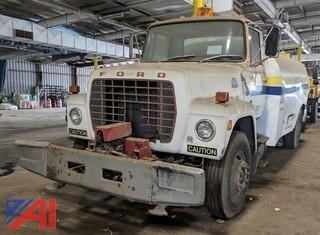 1983 Ford L8000 Water Truck