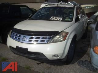 2003 Nissan Murano SUV