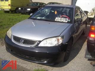 2004 Honda Civic Coupe