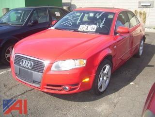 2006 Audi New A4 Sedan