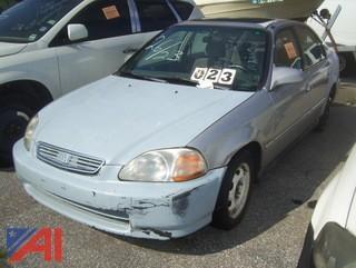 1997 Honda Civic Sedan