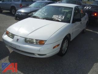 2001 Saturn SL1 Sedan