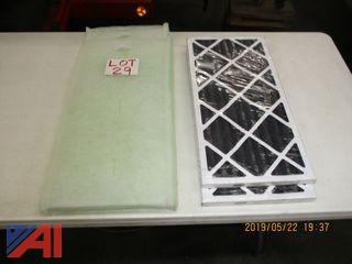 Wheeled Coach Ambulance HVAC Air Filters