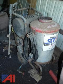 NorthStar Gas Wet Steam and Hot Water Pressure Washer