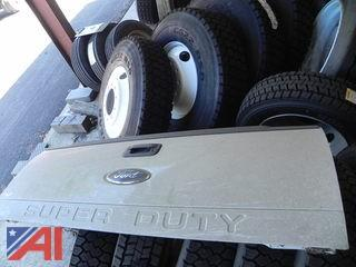 2008 Ford F250 Tailgate
