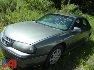 2004 Chevy Impala Sedan