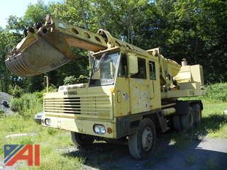 1986 Gradall G-880C Excavator