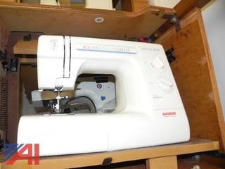 Janome Home Sewing Machines