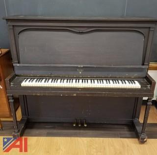 Fischer Upright Piano