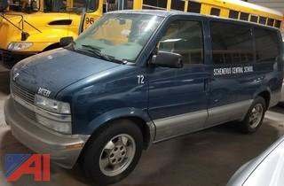2003 Chevy Astro Van