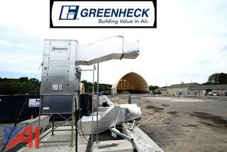 Greenheck VSU Series Vertical Heating System