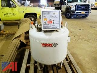 WMW Waubaushene AVR60 Marine Boat Waste Pump-Out System