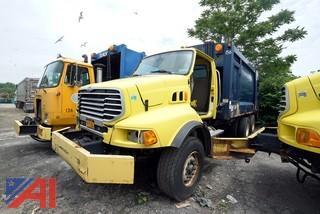 2006 Sterling LT8500 Heil Rear Loader Sanitation Truck/S156