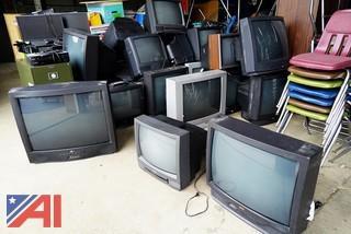 Assorted TV's
