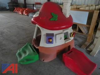 Children's Mushroom Play House