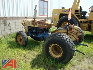 (#1554) 1968 Ford Turf Tire 2110 Tractor