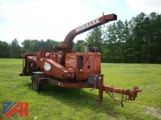 (#1561) Morbark 2400-XL Wood Chipper Serial #AK70497U201986H