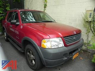 (#19) 2004 Ford Explorer XLS SUV