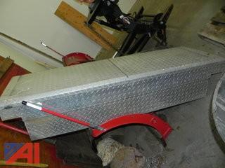 Aluminum 6' Tool Box for Pickup