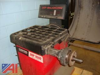 (#1538) Hunter DSP9500 Tire Balancer