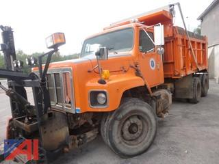 *Lot Updated* 2003 International 2674 6x4 Dump Truck with Plow