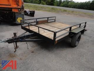 Home Made Utility Trailer
