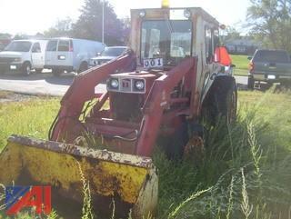 1978 International Harvester 484 Tractor