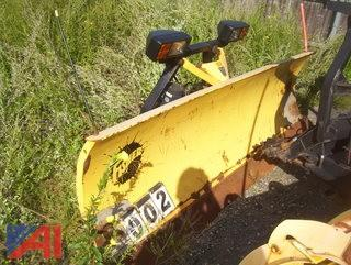 Fisher Plow 8' Minute Mount
