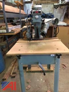 Delta Belt Sander and Delta Radial Arm Saw