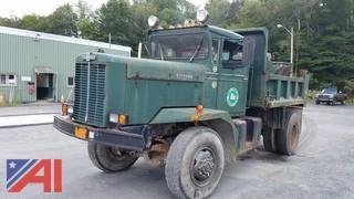1967 Oshkosh Dump Truck
