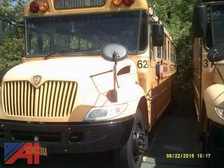 (628) 2007 International 3000 School Bus