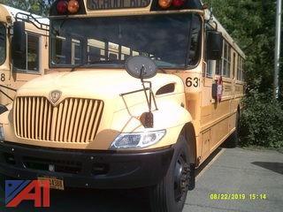 (631) 2008 International 3000 School Bus
