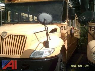 (618) 2007 International 3000 School Bus